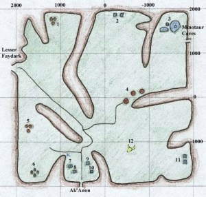 Maps - Zliz's EverQuest Compendium